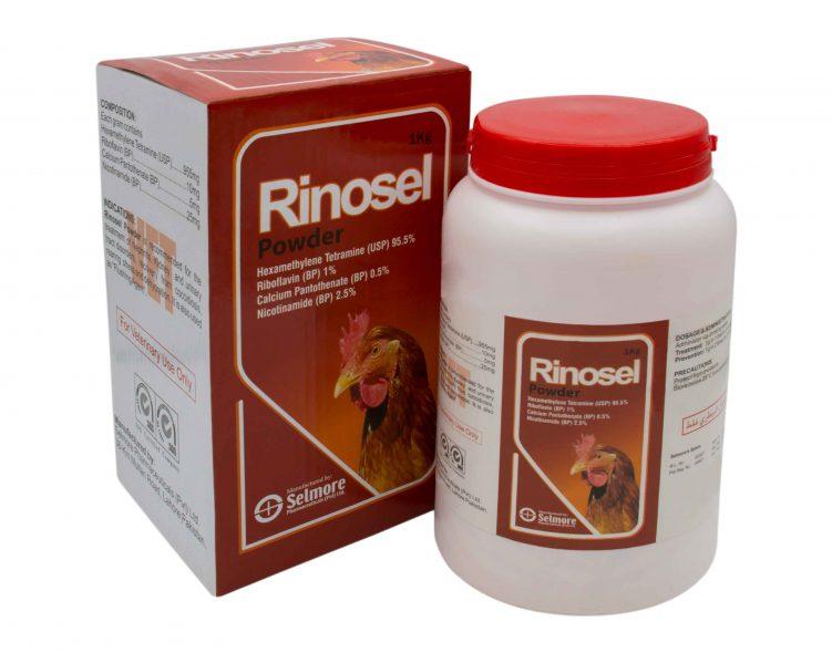 rinosel powder!