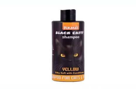 Black catty 100ml(silky soft with conditior)!