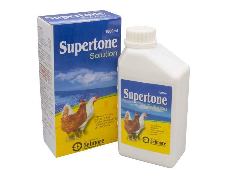 Supertone solution!
