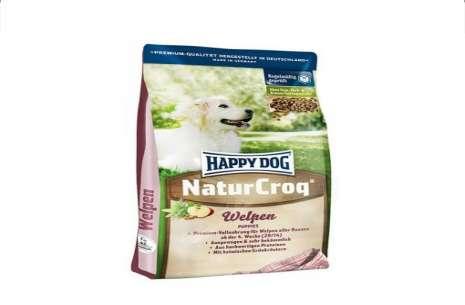 Happy Dog Food NaturCroq Welpen!