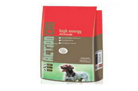 Action Can High Energy Dog Food 20KG!