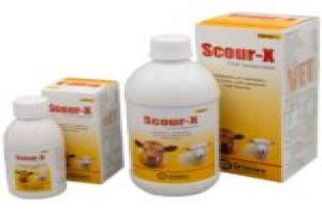 Scour-X Oral Suspension – (Syp)100 ml!