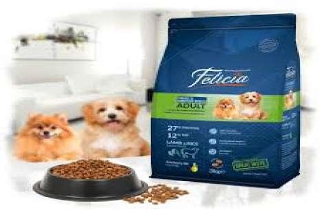 Felicia Adult Dog Small-Medium Breed Lamb Rice!