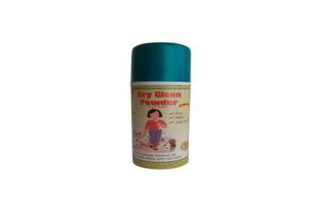 Remu Dry Clean Powder for Dog!