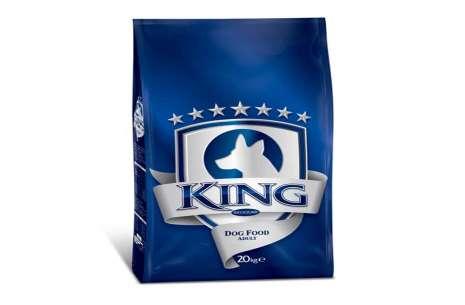 King Adult Dog Food Chicken – 20 Kg!