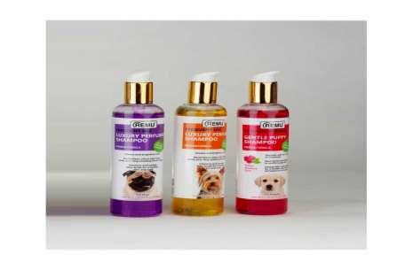 Remu Luxury Perfumed Cat Shampoo!