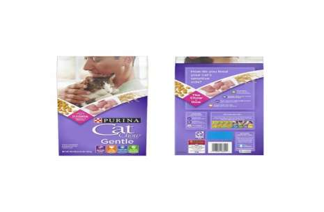 Purina Cat Chow Gentle Cat Food for Sensitive Stom!