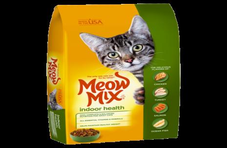 Meow Mix Indoor Cat Formula 3 kg!