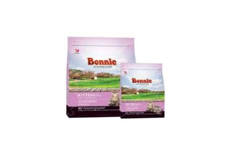Bonnie Kitten Food – Chicken  1.5 kg!