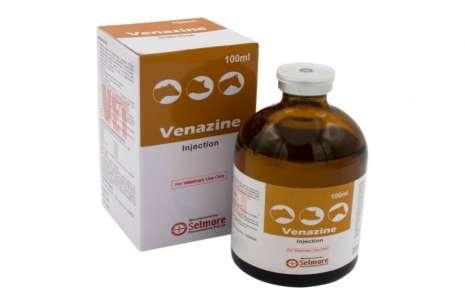 Venazine Injection!