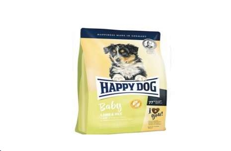 Happy Dog Food Baby Lamb & Rice!
