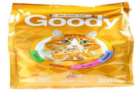 Goody Cat Food in Chicken – 500 Gram!
