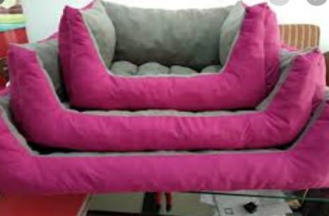 Comfy Rectangle Pet Beds!