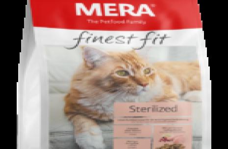 Mera Finest Fit Sterilized 400g!