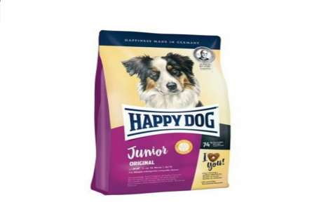 Happy Dog Food Junior Original!