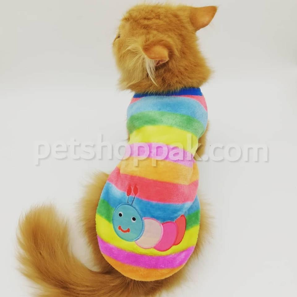 warm vest for pets!