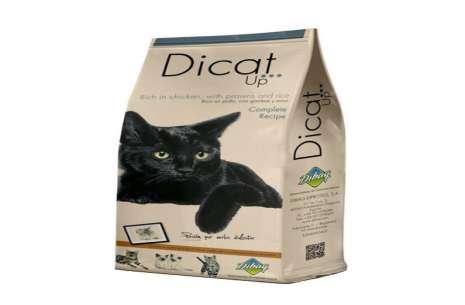 DICAT UP COMPLETE CAT FOOD!