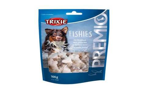 Trixie PREMIO Fishies for Dogs!