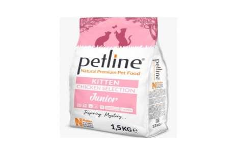 Petline Natutal Premium Kitten Food – Chicken Sele!
