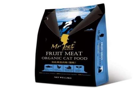 Mr Pet Cat Food!