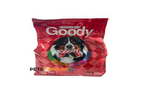 GOODY DOG FOOD 2.5KG ( PUPPY + HIGH ENERGY + LAMB !