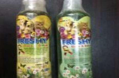 Cat&dog Shampoo(freshy)250ml!