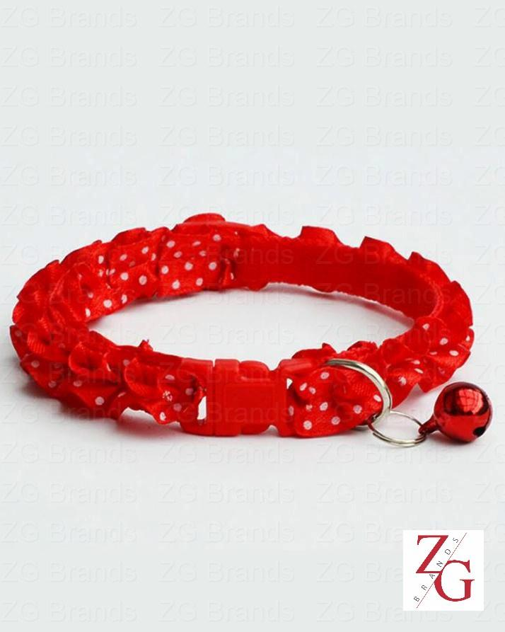 dog cat collar with bell!