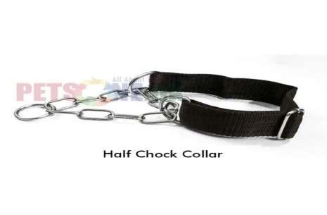 Half Choke Collar / Martingale Collar!
