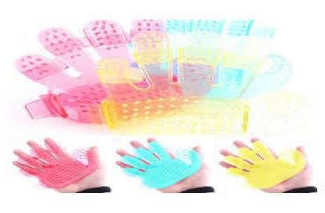 Pet Bathing Hand Glove low!