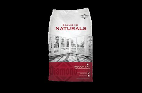 Diamond Naturals Indoor Cat Food – 2.72 KG!