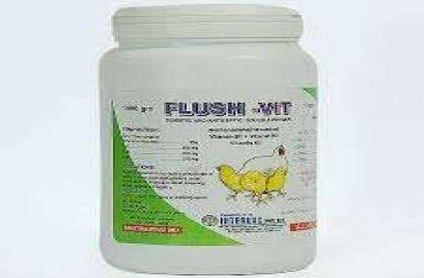 Flushvit Oral Powder!