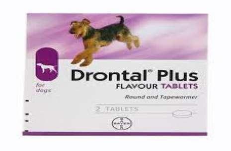 Drontal Plus Dog!