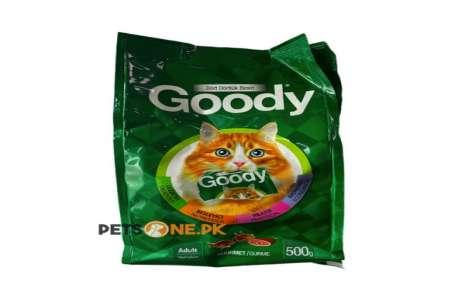 Goody Cat Food in Gourmet – 500 Gram!