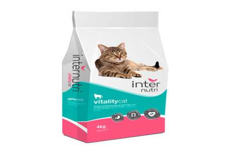 Inter Nutri Cat Food 4kg!