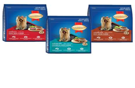 Smartheart Dog Small Breed Dog Food!