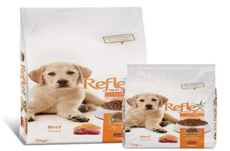 Reflex Puppy Food Lamb& Rice 15 kg!