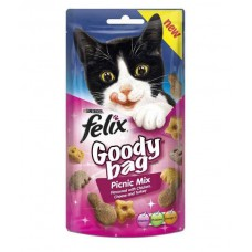 Felix Twists with Duck and Liver Flavour - 50gm!