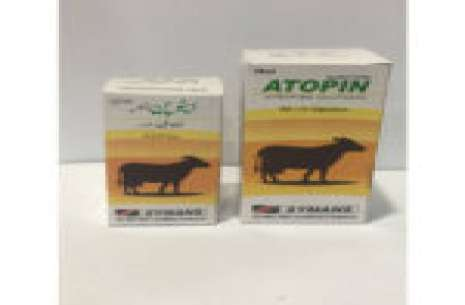 Atopin – Injection 25 ML!