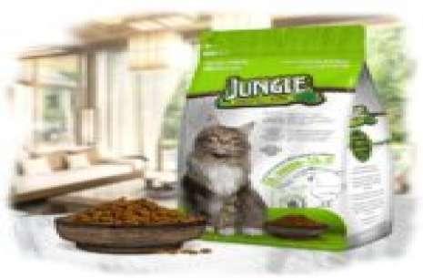 Jungle Cat Food 500 g!