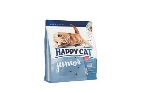 Happy Cat Food Junior!