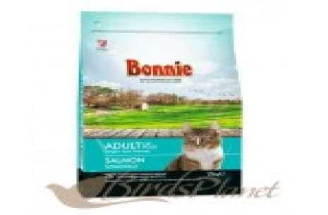 Bonnie Cat Food Salmon 500 gm!