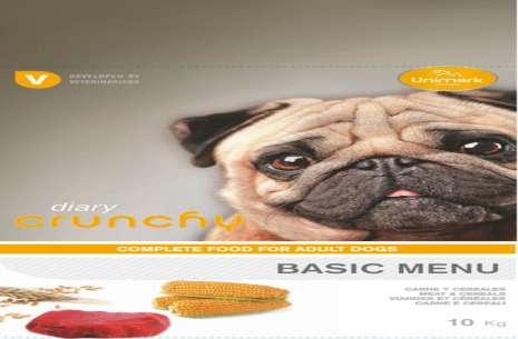 Crunchy Dog Food – 10 KG!
