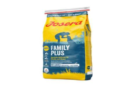 Josera Family Plus Dog Food – 15 KG!