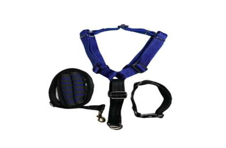 Dog Harness Leash n Collar / Dog Chester (3 in 1)!