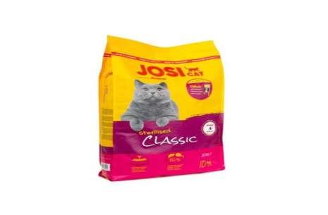 Josera JosiCat Sterilised Classic Adult Dry Food –!