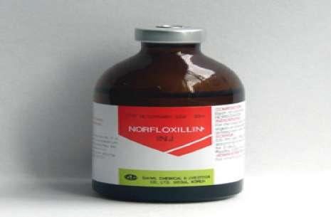 Norfloxillin 5%inj!