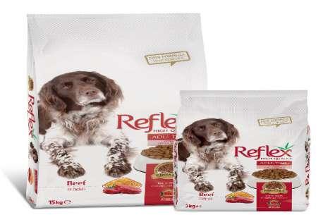 Reflex Adult Dog Food Beef High Energy 3 kg!