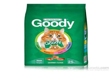 Goody Cat Food in Gourmet!