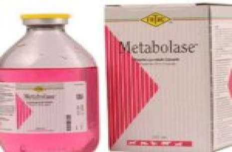 Metabolase Injection 1 liter!
