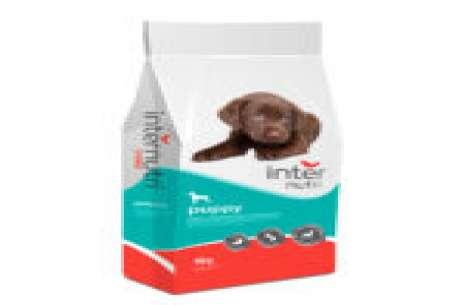 Inter Nutri Puppy Food 4 kg!